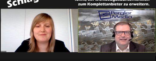 Schlaglicht: Richard Pergler im Gespräch mit Anna Tschacha