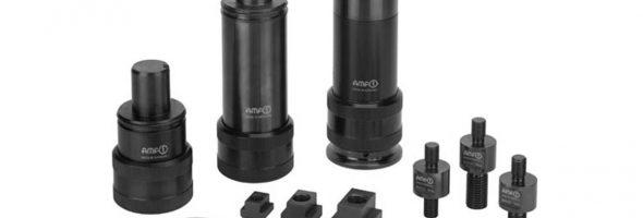 AMF: Modularer Schraubbock definiert Spannen für mittelgroße Werkstückeneu
