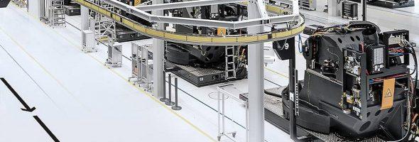 DMG Mori: Neues Montagekonzept erhöht Produktivität um ein Drittel