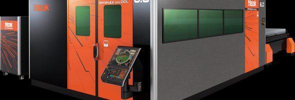 Mazak: Schnittige Lasertechnik entdecken – virtuell undreal