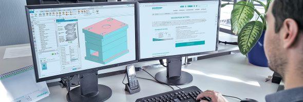 Meusburger: NX-Tool für intelligente Normalien weiterentwickelt