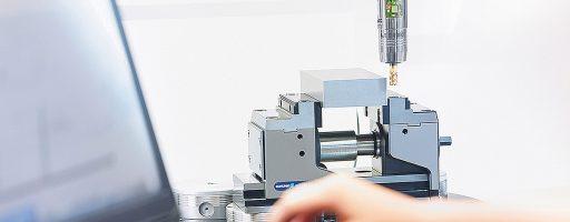 Schunk iTendo ist ein sensitives Werkzeugspannsystem