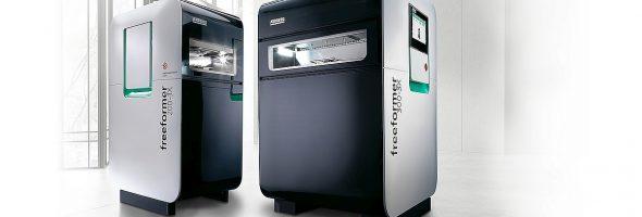 Arburg: Freeformer für anspruchsvolle additiv gefertigte Bauteile