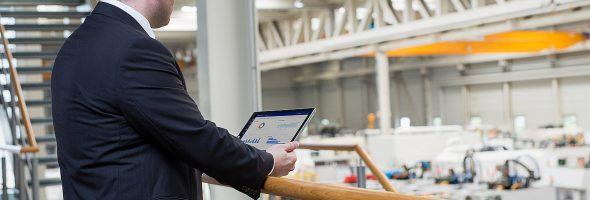 Emag: EDNA für Produktionssysteme in der Fabrik der Zukunft gewinnt Red DotAward