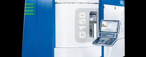 Die neue Universalmaschine Grob G150 profitiert von den Erfahrungen mit den vielfach eingesetzten G-Modulen des Herstellers. - Bild: Grob
