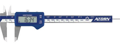 Werkzeug-Systemlieferant Hahn+Kolb bietet mit dem neuen Messschieber die direkte Einbindung der Messwerte in die digitale Welt. - Bild: Hahn+Kolb