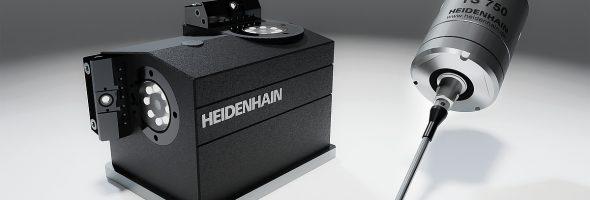 Heidenhain: Hochgenaues In-Process-Messen von Werkzeugen und Werkstücken