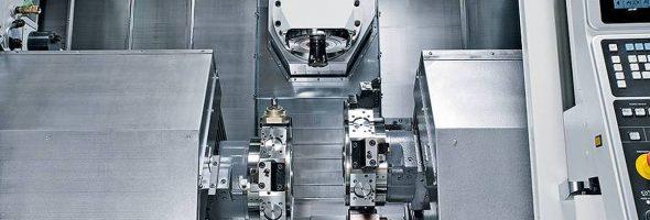 Hommel: Kürzeste Frässpindel der Welt auf  der Nakamura-Tome JX-250