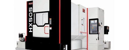 Die HX-Baureihe von Quaser ist standardgemäß mit robusten BIG-Plus-Hauptspindeln ausgerüstet. Die bieten Drehmomente von mehr als 1000 Nm und Drehzahlen bis zu 15 000 Umdrehungen pro Minute. - Bild: Hommel