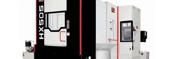 Hommel: Neues Hochleistungsbearbeitungszentrum der Baureihe Quaser HX bringt hohes Drehmoment