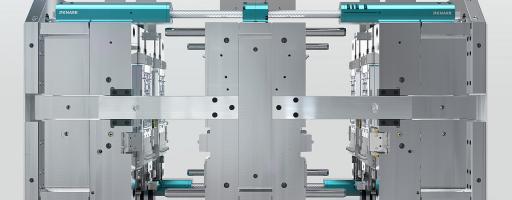 Die Spiralantriebe von Knarr ermöglichen eine sehr hohe Lastübertragung bei geringem Platzbedarf. - Bild: Knarr