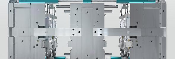 Knarr: Zahnstangen- und Spiralantriebe für flexiblen Einsatz in Etagenwerkzeugen