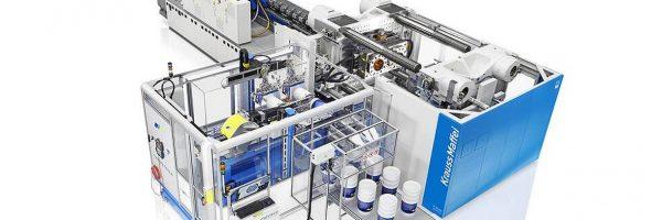 KraussMaffei: Flexible Spritzgießmaschine mit noch mehr Schließkraft