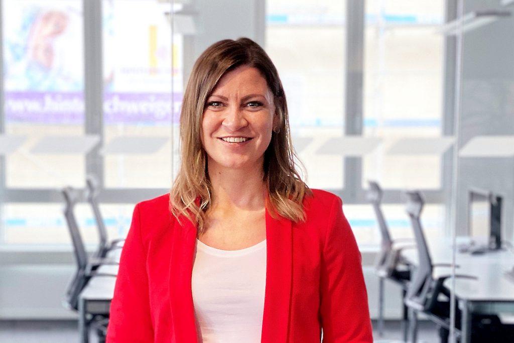 Melani Fritsch, Leiterin Vertrieb und Marketing beim Marktspiegel Werkzeugbau