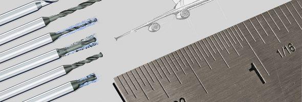 Mikron Tools: Werkzeuge jetzt auch in Zollbruch-Maßen verfügbar