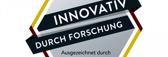 """MPDV: Ausgezeichnet mit dem Gütesiegel """"Innovativ durch Forschung"""""""