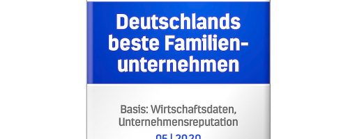 """Siegel """"Deutschlands beste Familienunternehmen"""" für RUD Ketten"""