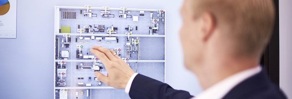 Trumpf: Neue Smart Factory für Maschinenbauteile in Ditzingen