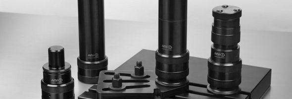 AMF: Ausgezeichneter Schraubbock punktet mit Präzision, Flexibilität und einfachem Handling