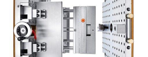 Das Clever Mold System (CMS) A8500/... von Hasco und das innovative Kleinserienwerkzeug K3600/... ist eine attraktive Möglichkeit, Zeit und Kosten bei der Herstellung von Werkzeugen für Kleinserien zu sparen. - Bild: Hasco