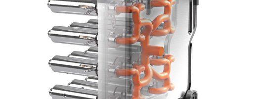 Genau auf die gewünschte Funktionalität zugeschnitten: Hasco hot runner verwendet in seinen Streamrunner-Heißkanalsystemen additiv gefertigte Komponenten, um einen optimalen Schmelzefluss im Werkzeug zu garantieren. - Bild: Hasco