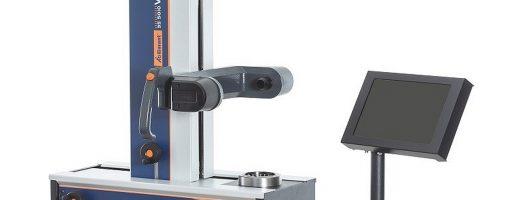 Das kompakte Voreinstellgerät Garant VG Basic verfügt über eine vollwertige Messelektronik, die eine Digitalkamera einschließt und einen Messbereich von bis zu 400 mm auf zwei Achsen abdeckt. - Bild: Hoffmann Group