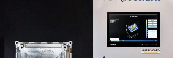 Hufschmied: Prozessbegleitende Qualitätskontrolle mit SonicShark