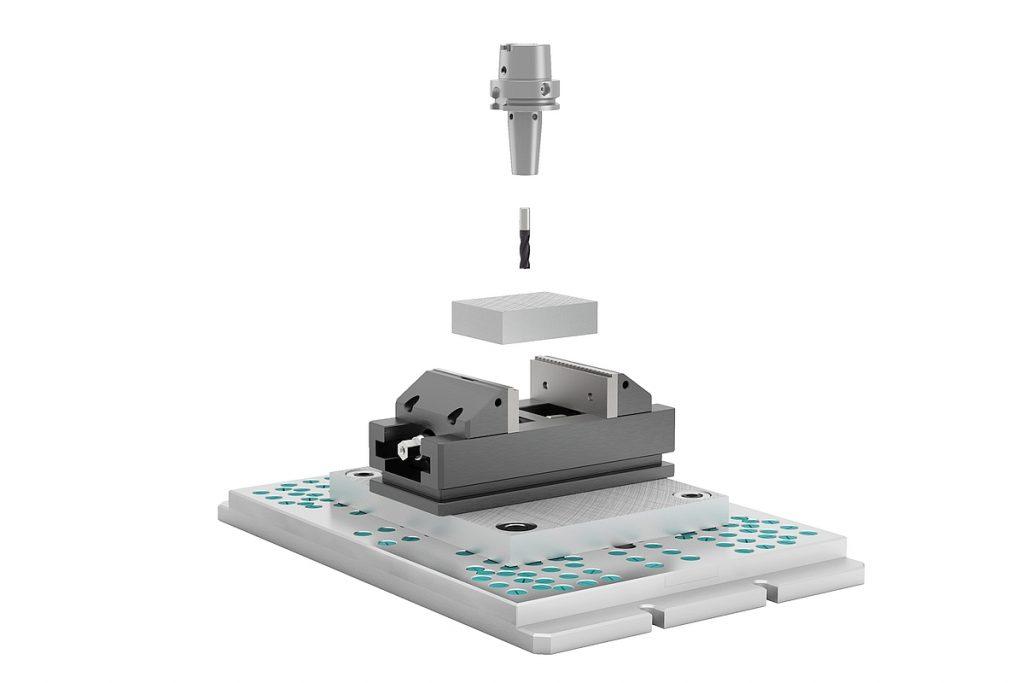 Meusburger bringt jetzt auch ein eigenes Werkzeughalter-System auf den Markt. Die über den Werkstattbedarf bestellbaren Halter sind seit Jahren in der eigenen Fertigung im Einsatz und konnten so ihre Praxistauglichkeit unter Beweis stellen. - Bild: Meusburger