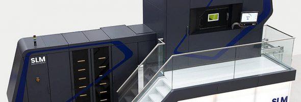 SLM Solutions: Europäischer OEM ordert gleich fünf der neuen Zwölf-Lasermaschinen NXG XII600