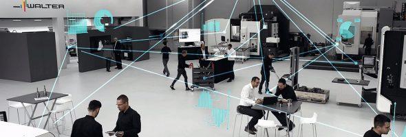Walter: Im Technology Center erarbeiten Anwender mit Werkzeugexperten ihre Bearbeitungsprozesse