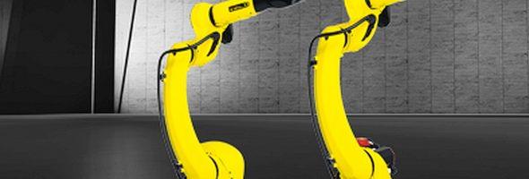 Fanuc: Die zwei neuen Roboter M‑20iD/35 und ARC Mate 120iD/35 erweitern das Portfolio