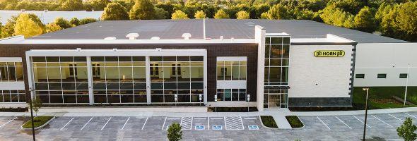 Horn: Tochterunternehmen Horn USA schafft Platz für weiteres Wachstum