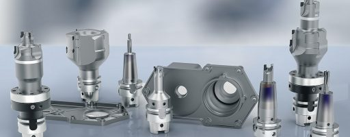 Der Aalener Werkzeughersteller Mapal bietet Werkzeuge für den kompletten Prozess, der zur Bearbeitung der kleinen eBike-Elektromotoren notwendig ist. - Bild: Mapal