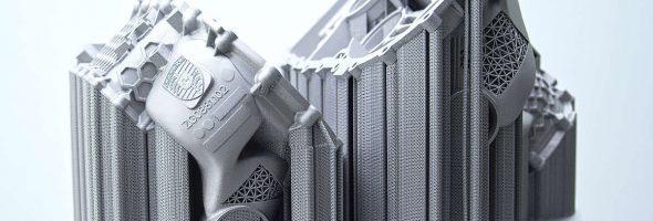 SLM Solutions: Porsche-Antriebsgehäuse entstehen auf der NXG XII600