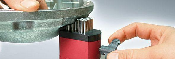 Christian Bewer: Mit Bewer pintec auch filigrane Werkstücke sanft und formschlüssig spannen