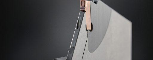 Die neue Geometrie EH von Horn gewährleistet eine prozesssichere Spanabfuhr und Spankontrolle im Einsatz. Das ermöglicht prozesssicheres Rbeiten mit hoher Performance. - Bild: Horn/Sauermann