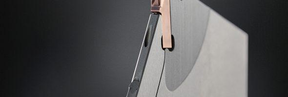 Horn: Stechgeometrie EH für die Bearbeitung mit hohen Vorschubwerten