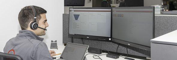 Kern: Neues CRM-System soll für hohe Maschinenverfügbarkeit beim Anwender sorgen