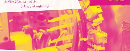 Am 3. März 2021 feiert das Praxisforum Kunststofftechnik Premiere. Das Forum soll künftig jedes Frühjahr stattfinden - in Ergänzung zu den zahlreichen anderen VDWF-Events. Auch in Zukunft soll die Veranstaltung online stattfinden und für die Teilnehmer kostenfrei sein. - Bild: VDWF/wortundform