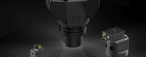 Wohlhaupter erweitert sein Portfolio im Bereich digitaler Werkzeuge mit externer 3E-Tech-Digitalanzeige. So wird eine µ-genaue Verstellwegmessung möglich. Der Werkzeughersteller stellt die Feindrehwerkzeugbaureihen mit integrierter Digitalanzeige nach und nach auf Systeme von 3E Tech um. - Bild: Wohlhaupter