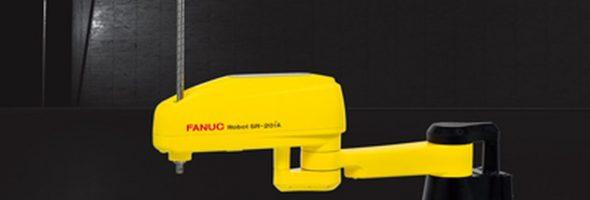 Fanuc: Neuer Scara-Roboter SR-20iA bietet hohe Traglast und starke Gelenke