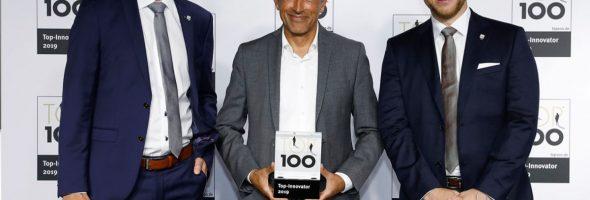 Kern: Beim Top-100-Wettbewerb erneut unter den innovativsten Mittelständlern platziert