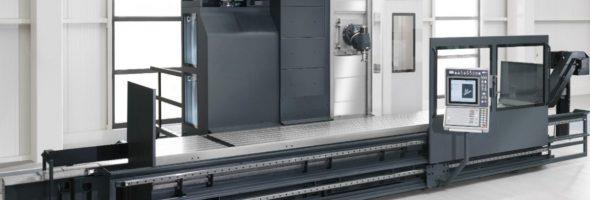 MTE: Neue Starrbettfräsmaschine SB‑M lässt sich auf die Anforderungen des Anwenders hin maßschneidern