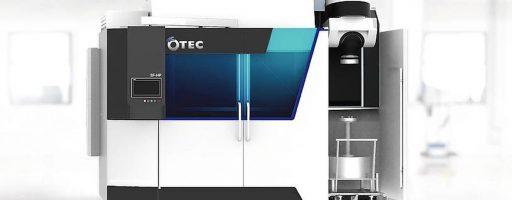 Auch in größeren Dimensionen perfakte Oberflächen verspricht die neue Otec SF-HP, die die Bearbeitung per Streamfinish-Technologie auch für Werkstücke bis 650 mm Durchmesser und 200 kg Gewicht ermöglicht. - Bild: Otec