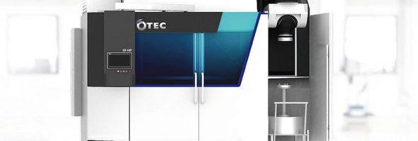Otec: SF-HP bringt Streamfinish-Technologie auch für größer dimensionierte Werkstücke