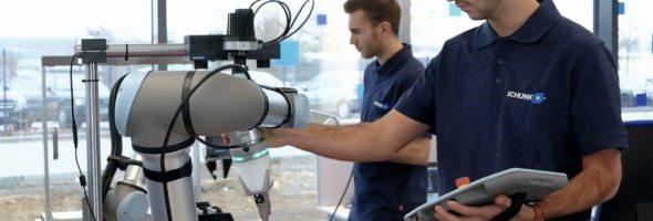 Schunk: Neues Applikationszentrum CoLab bietet Raum für Evaluierung von Automatisierungen für Anwender