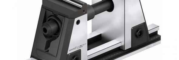 Schunk: 5‑Achs-Spanner Kontec KSX-C2 zur präzisen Bearbeitung der sechstenSeite