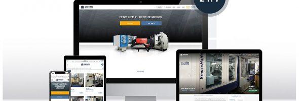 Gindumac: In Zeiten von Corona boomt der weltweite Online-Gebrauchtmaschinenhandel