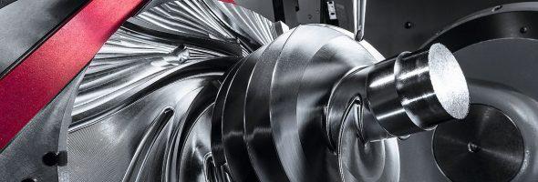 Hermle: Fräs-Drehzentren zur effizienten Bearbeitung von Triebwerkskomponenten