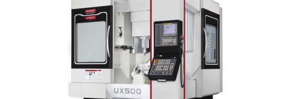 Hommel: Das 5‑Achs-Bearbeitungszentrum Quaser UX 500 verspricht optimale  Prozesskontrolle und flexibles Handling